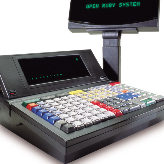 VeriFone® SuperSystem™ POS System