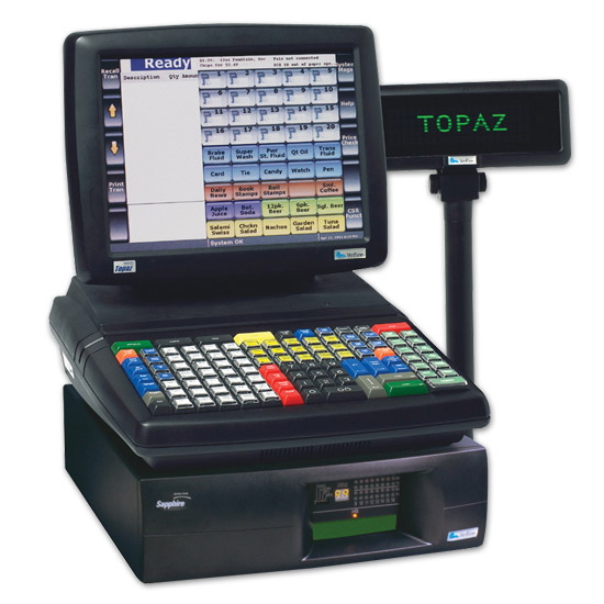 VeriFone® Topaz™ Point of Sale