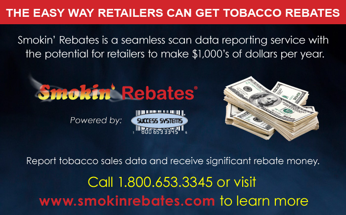 Smokin' Rebates now recommended by Altria!