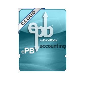 ePB Accounting Price Book