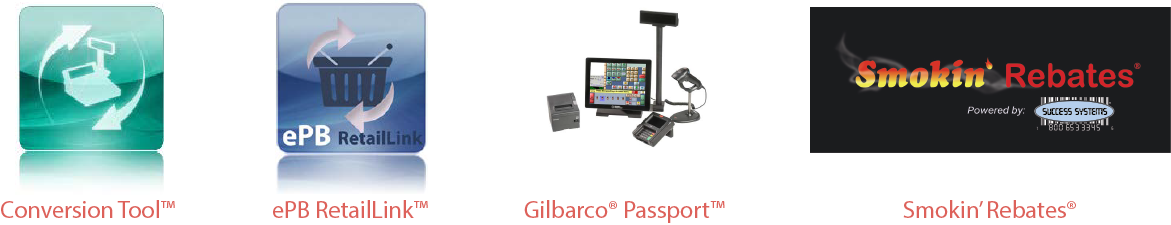 Gilbarco's Passport Conversion Recommended Partner | Success Systems