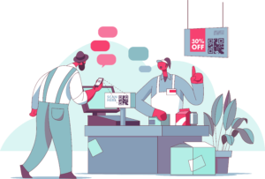 back office software checkout