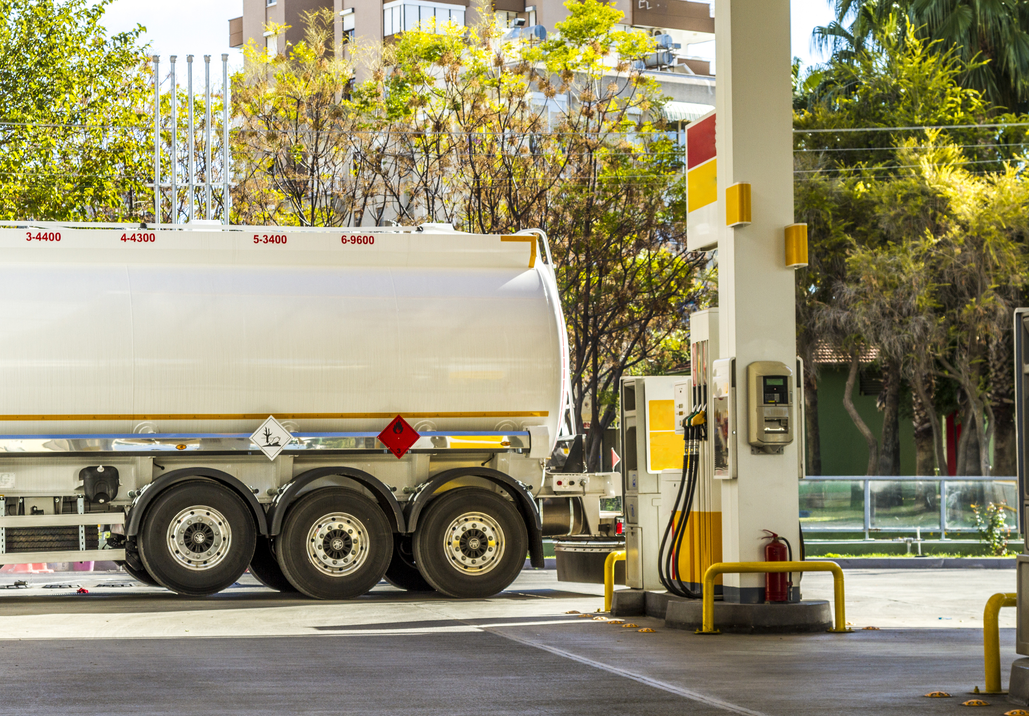 Using Fuel Management Systems to Stay Ahead of Gas Trends